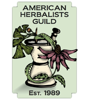Naturally Charleston is member of American Herbalist Guild