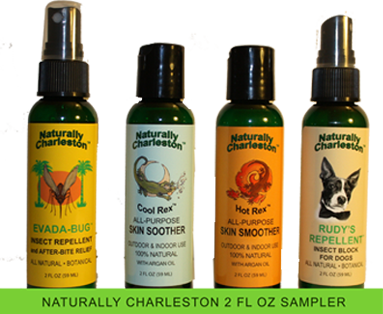 naturally Charleston Sampler