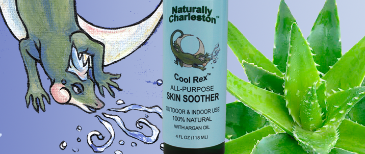 Cool Rex Skin Soother Natural Product
