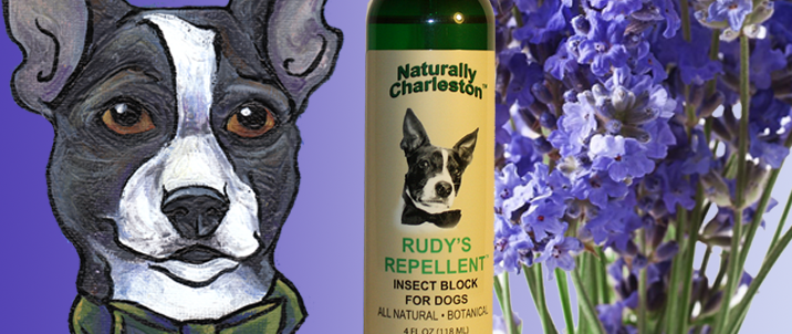 Rudy's Insect Repellent Natural Product